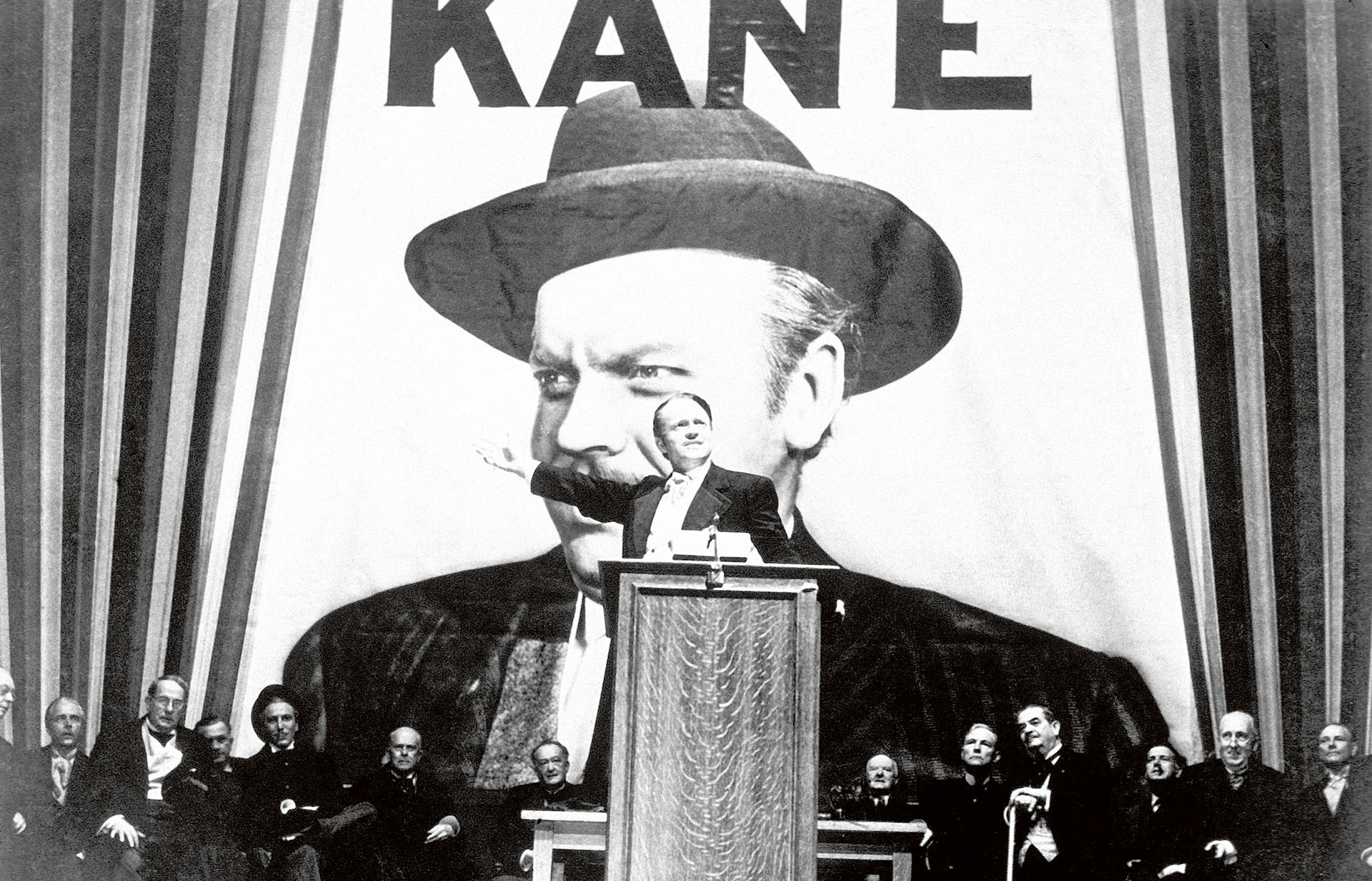 HUXLEЎ`S CHOICE: Citizen Kane