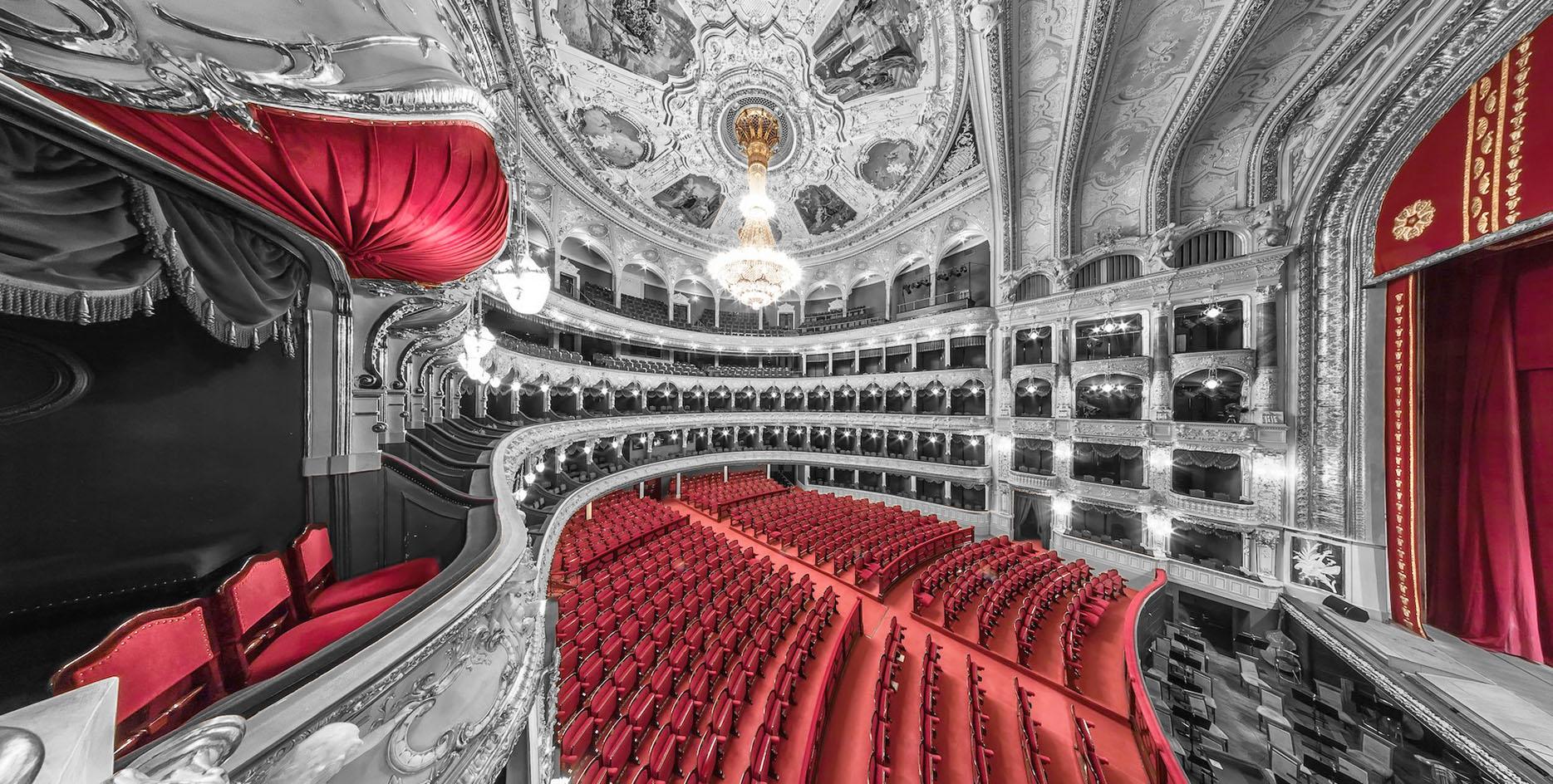 Первая авангардная постановка оперы «Травиата» в Украине
