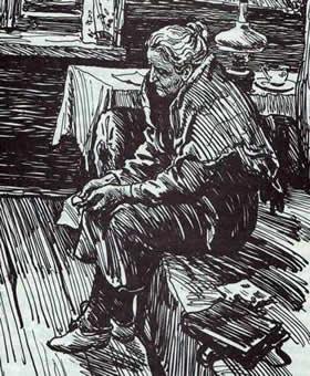 Константин Паустовский «ТЕЛЕГРАММА»
