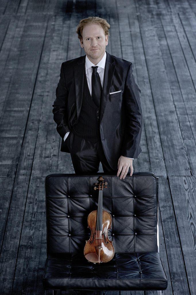 ODESSA CLASSICS: курьез от британского скрипача Даниэля Хоупа