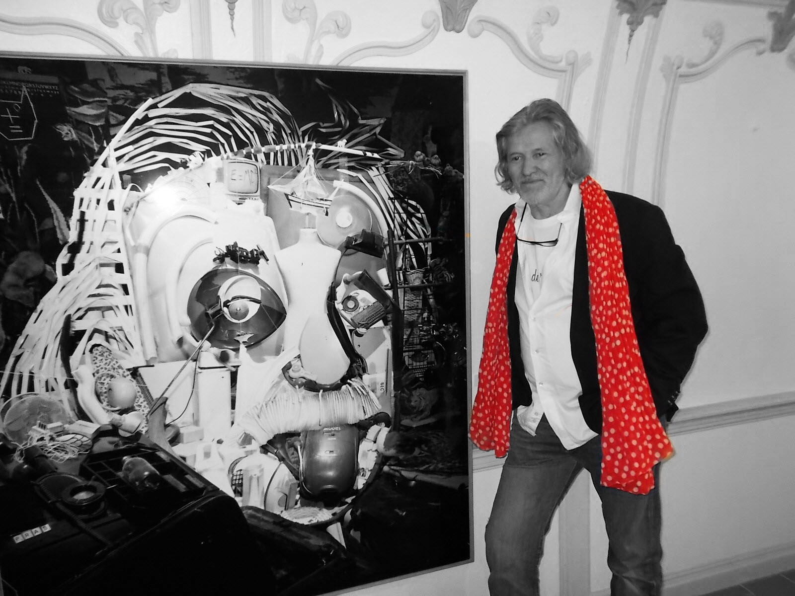 FABRICANTE FABRICARUM: француз Бернар Пра, создающий шедевры из НИЧЕГО, добрался до Мунка и Тараса Шевченко