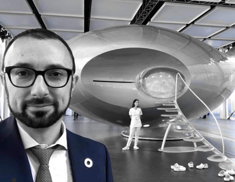 Андрей Чахоян: «Искусственный Интеллект: армагеддон или панацея?»