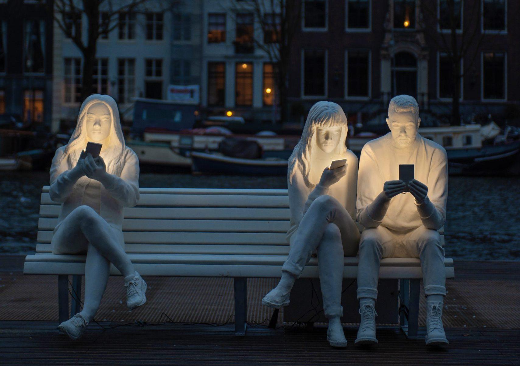 Как смартфоны следят за своими владельцами
