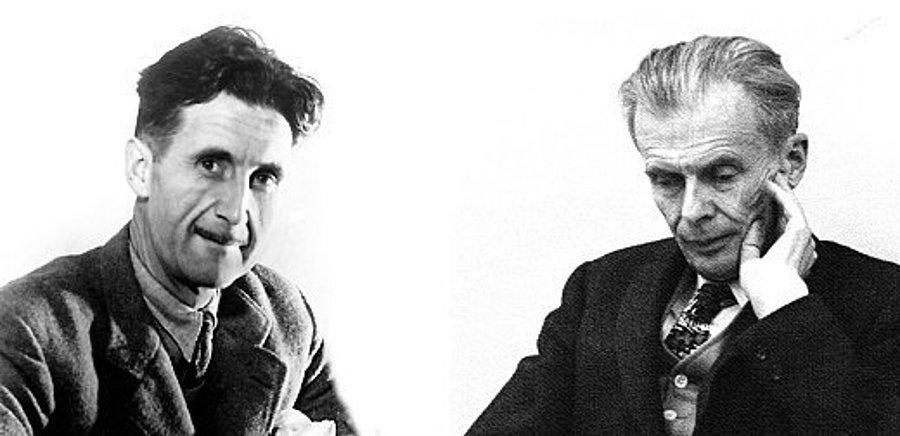 Письмо Олдоса Хаксли к Джорджу Оруэллу: Мое видение адского будущего лучше, чем твое