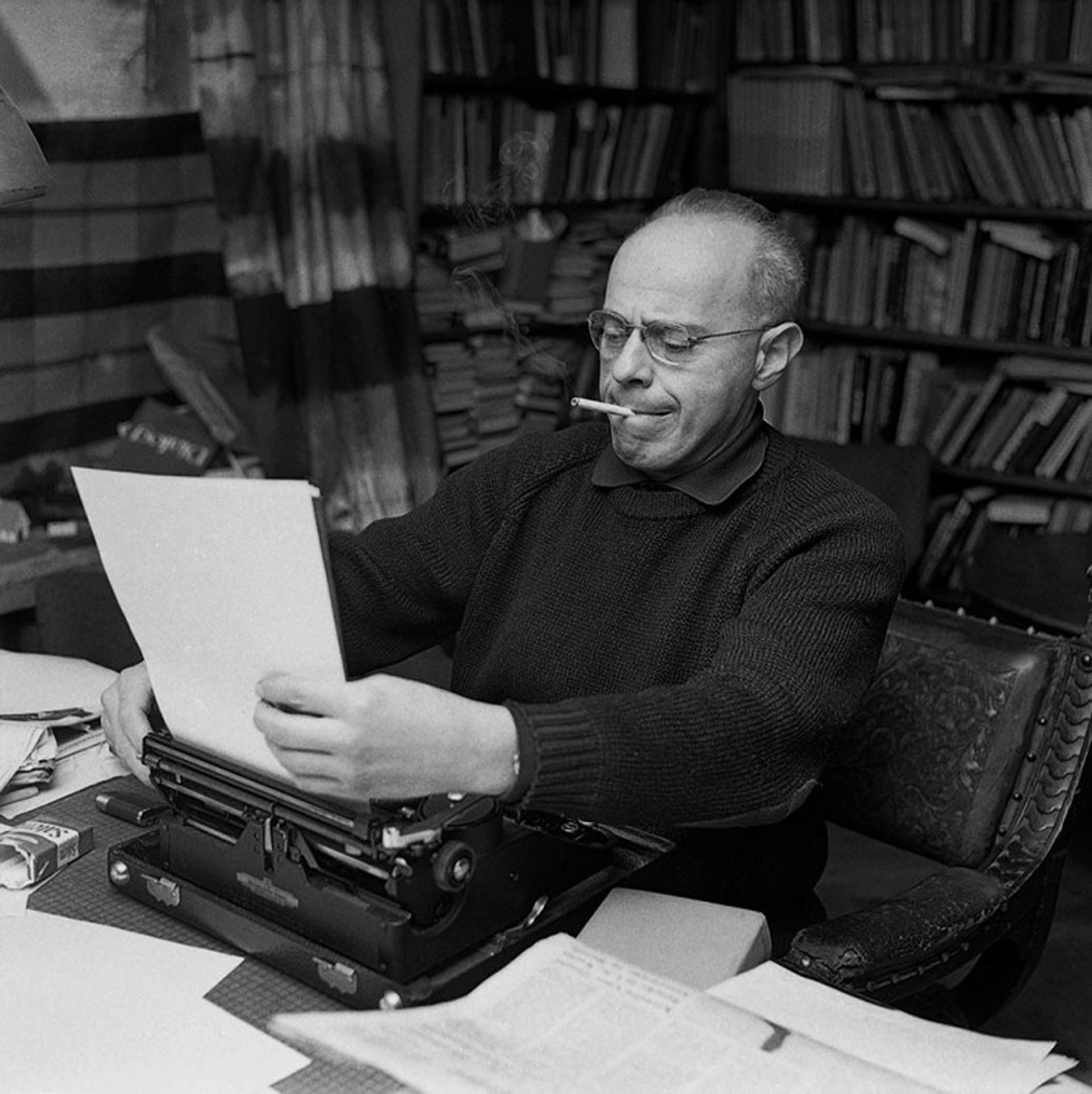 Станислав Лем: «Источником моих футуристических идей было полное отсутствие доступа к той части мировой литературы, которая потом была названа «футурологией»