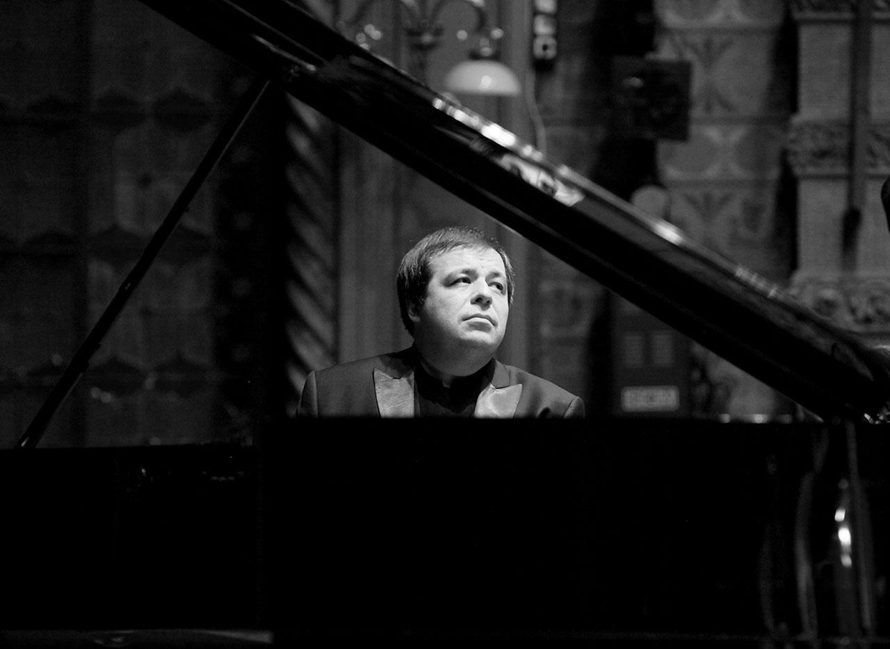 ODESSA CLASSICS: курьез от Алексея Ботвинова, пианиста и основателя фестиваля классической музыки