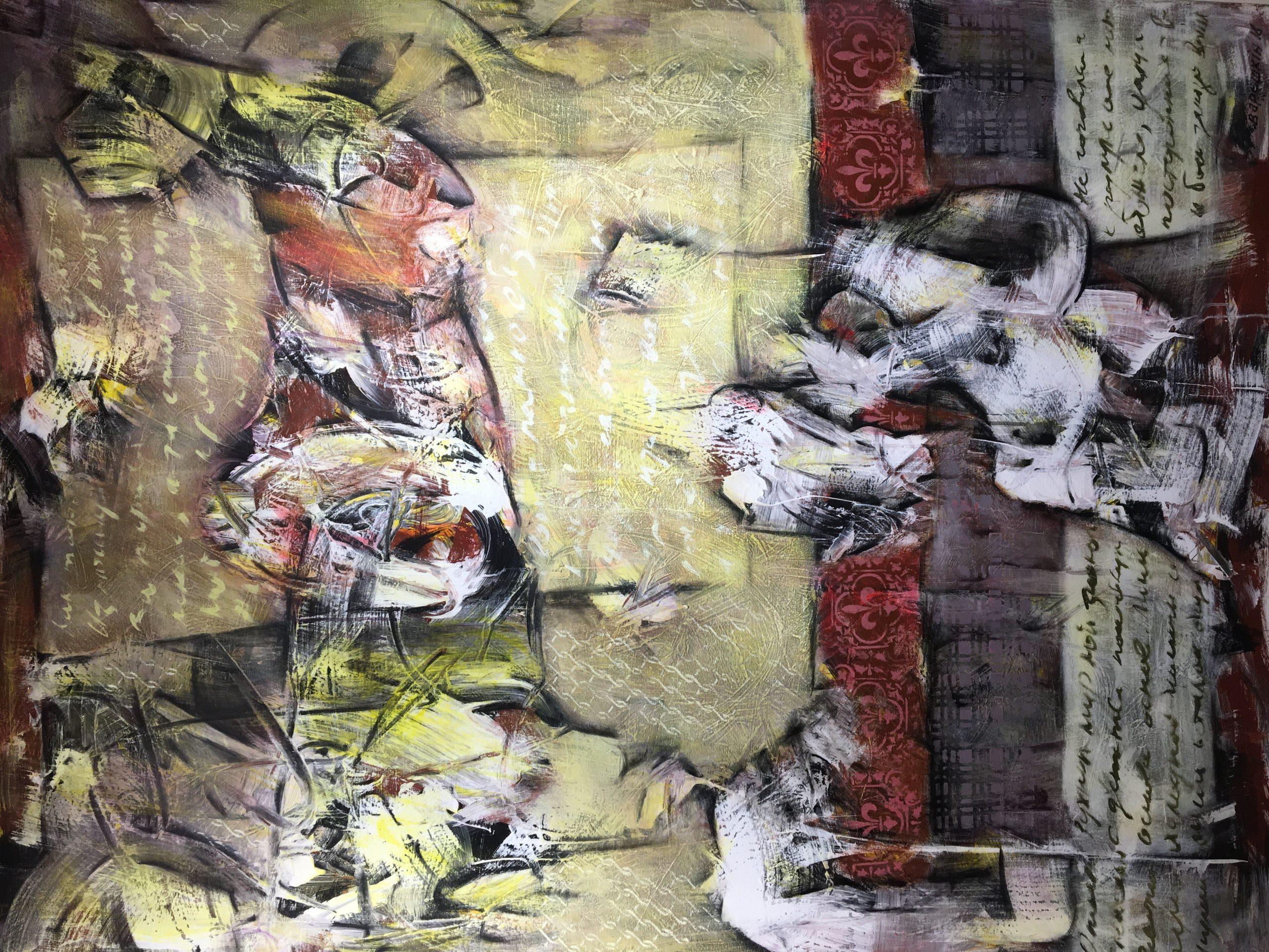 FABRICANTE FABRICARUM: Игорь Варешкин и арт-проект «В лабиринтах времени»