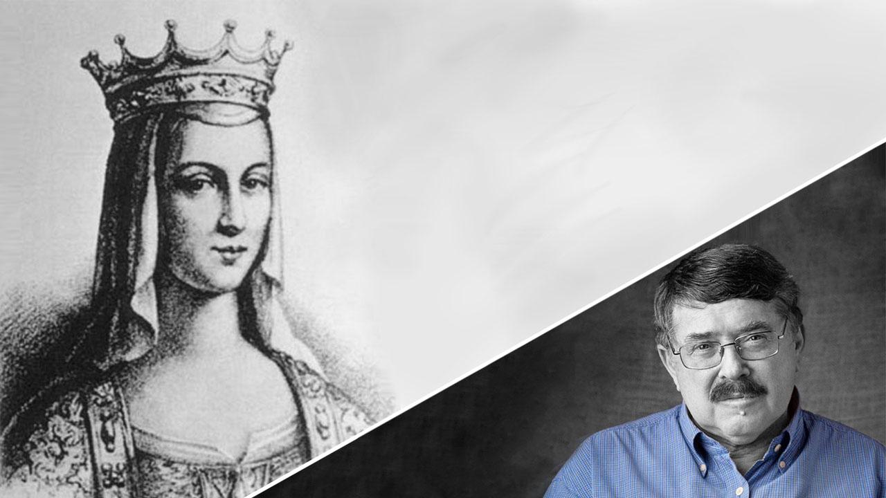 КОРНИ И КРЫЛЬЯ с Борисом Бурдой: не АННА ЯРОСЛАВНА из Киева, а АННА ГЕОРГИЕВНА