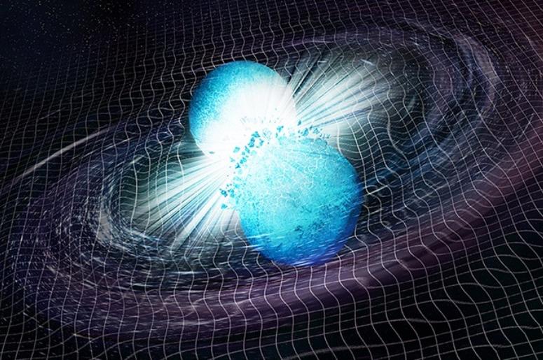 Ученые обнаружили пульсации в пространстве и времени, вызванные потенциально новым классом столкновений во вселенной. Загадка, которую Эйнштейн озвучил 100 лет назад, получила ответ из обсерватории