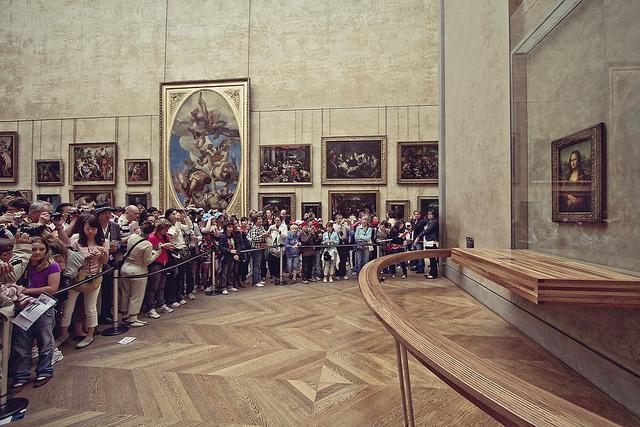 Похищение века или как вор итальянский прославил «Мона Лизу»