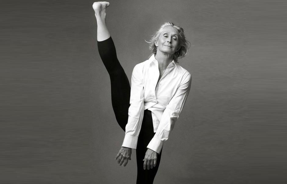 Зарядка для ума от американской танцовщицы и хореографа Твайлы Тарп