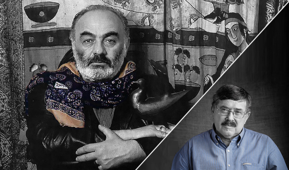 КОРНИ И КРЫЛЬЯ с Борисом Бурдой: Сергей Параджанов - один из отцов украинского национального кинематографа