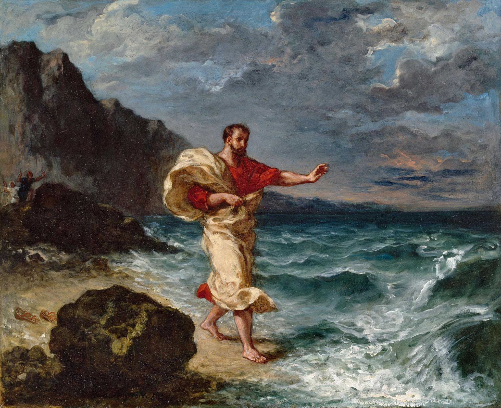 РЕЧИ, КОТОРЫЕ ИЗМЕНИЛИ МИР: спор Демосфена и Эсхина «О венке»