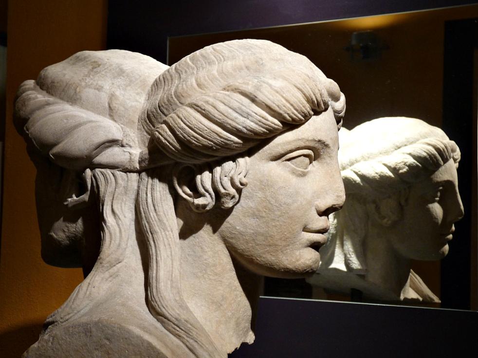 FABRICANTE FABRICARUM: Божественная амбивалентность или два лика Аполлона