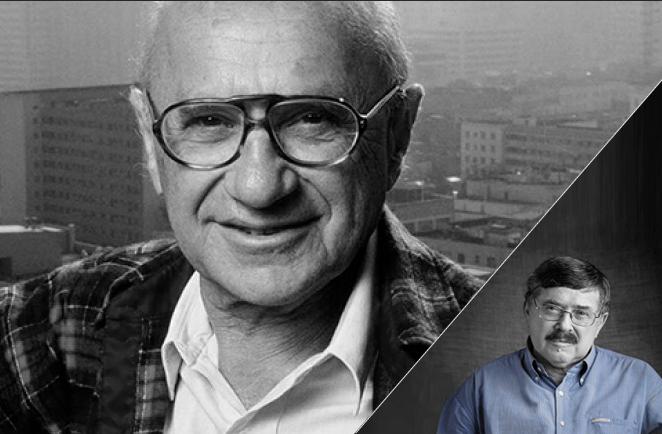 КОРНИ И КРЫЛЬЯ с Борисом Бурдой: нобелевский лауреат из Закарпатья Милтон Фридман, проповедник экономической свободы