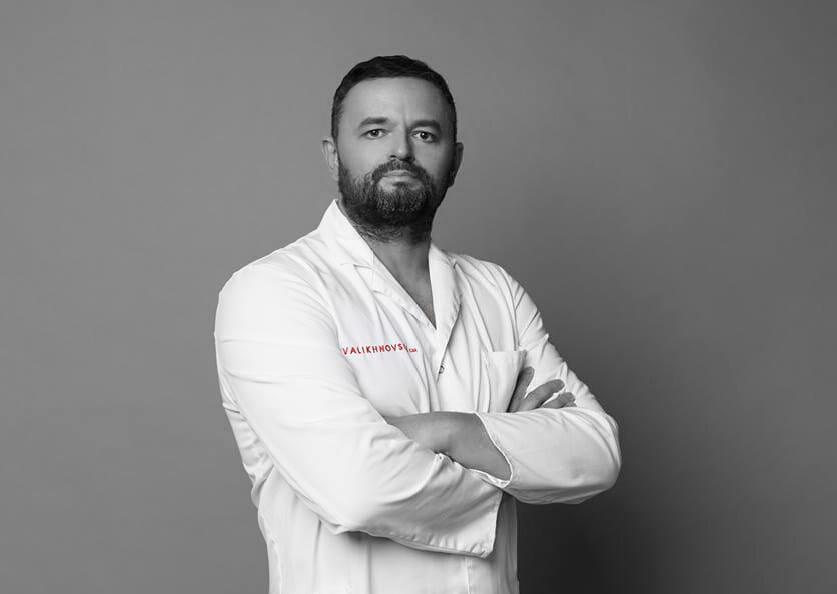 «Важно, чтобы человек занимался тем, к чему у него лежит сердце», – считает заслуженный врач Украины, хирург, основатель Valikhnovski Surgery Institute Ростислав Валихновский