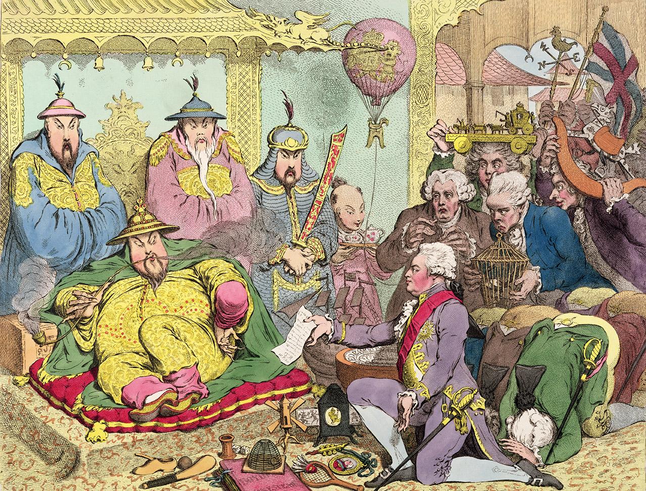 НЕТРИВИАЛЬНОЕ РЕШЕНИЕ: как Рокфеллер продал китайцам счастье и долголетие в лампе