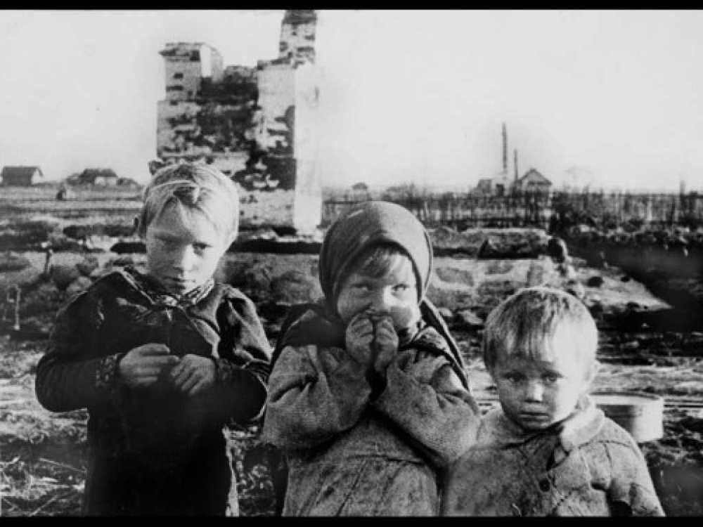 Годы Второй мировой: вспоминают дети войны (Часть I)