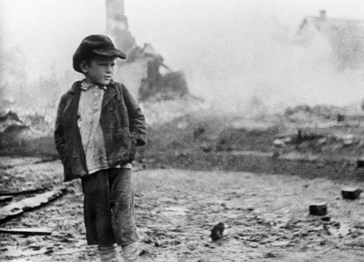 Годы Второй мировой: вспоминают дети войны (Часть IV)