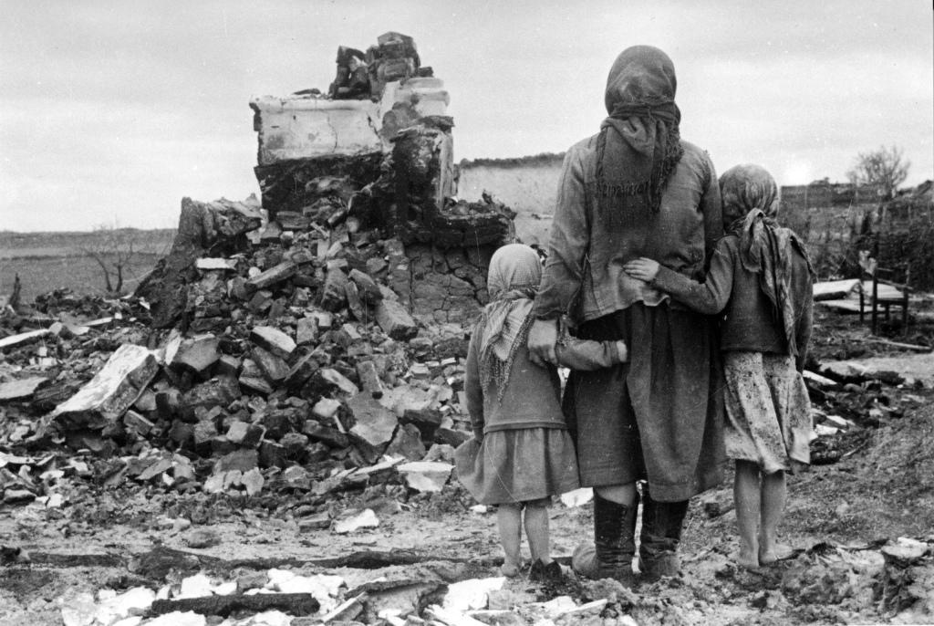 Годы Второй мировой: вспоминают дети войны (Часть II)