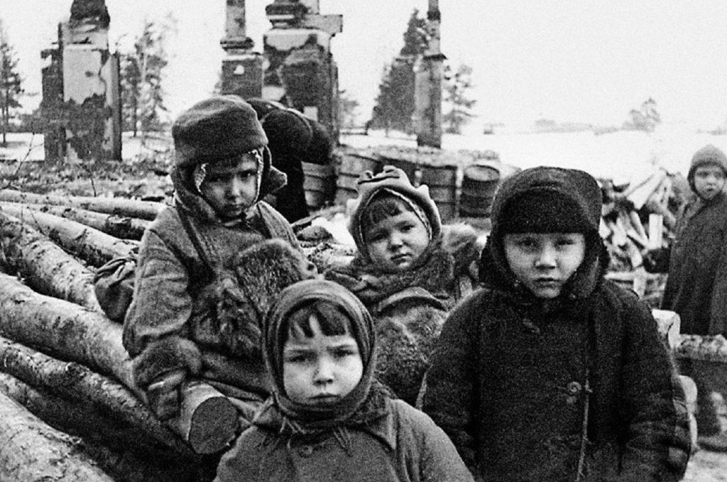Годы Второй мировой: вспоминают дети войны (Часть III)