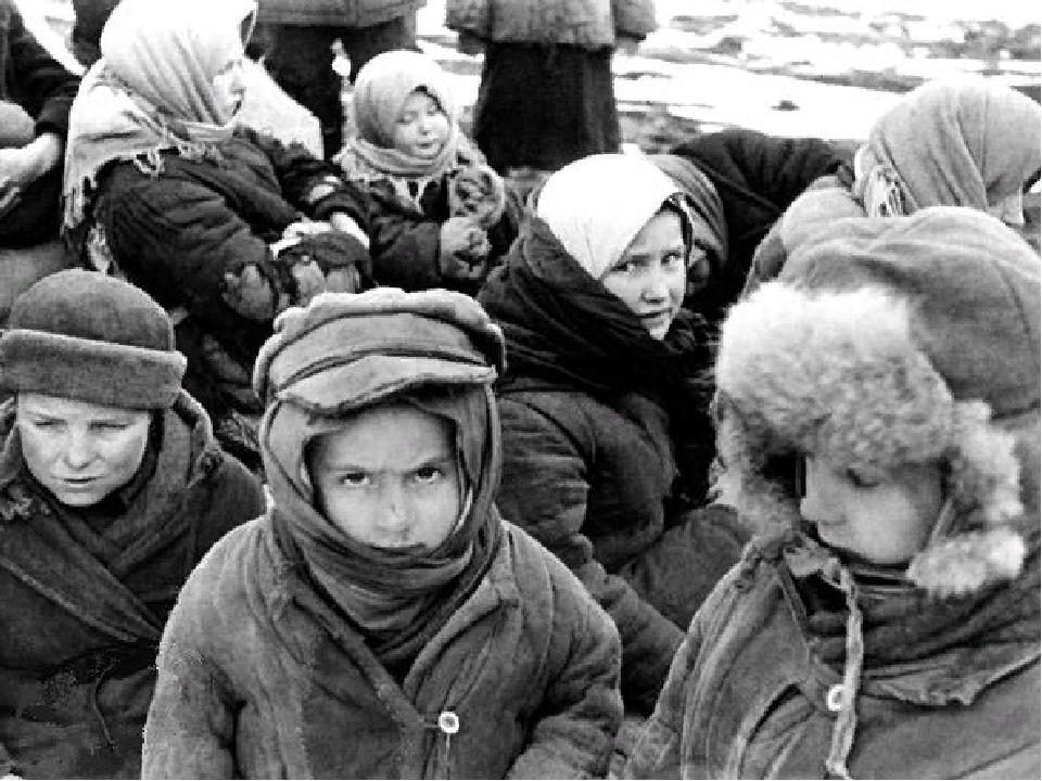 Годы Второй мировой: вспоминают дети войны (Часть V)