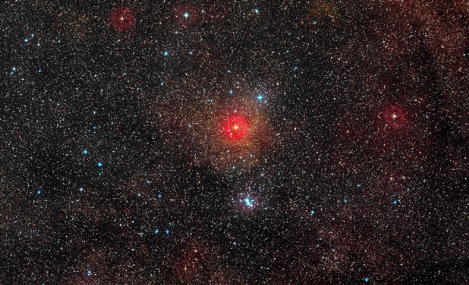 Куда пропадают звезды: зафиксировано аномальное исчезновение огромной звезды