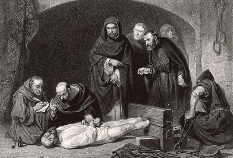НЕТРИВИАЛЬНОЕ РЕШЕНИЕ: Как умерить рвение святейшей инквизиции