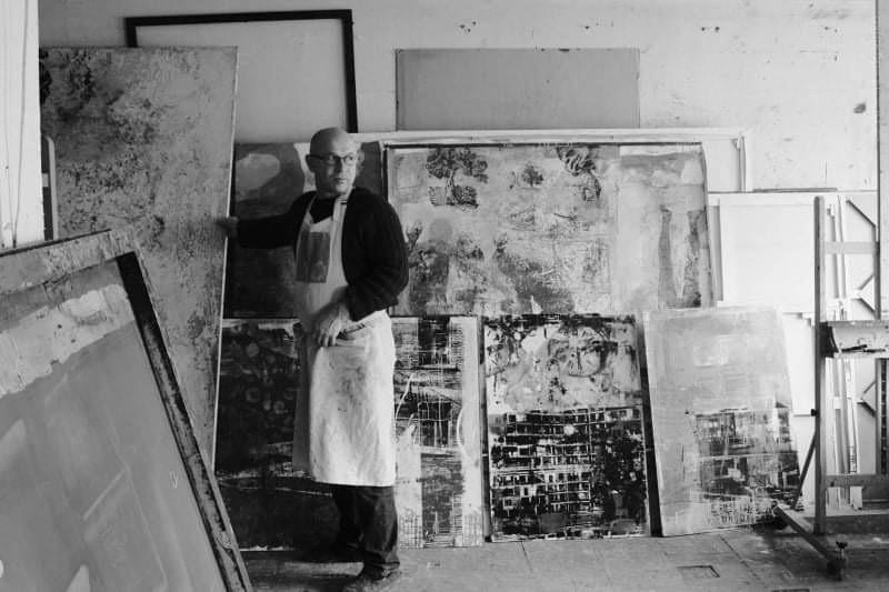УКРАИНА-ЗАРИСОВКИ: Андрей Блудов, украинский художник, о Лысой горе, недостроях и городке Макондо