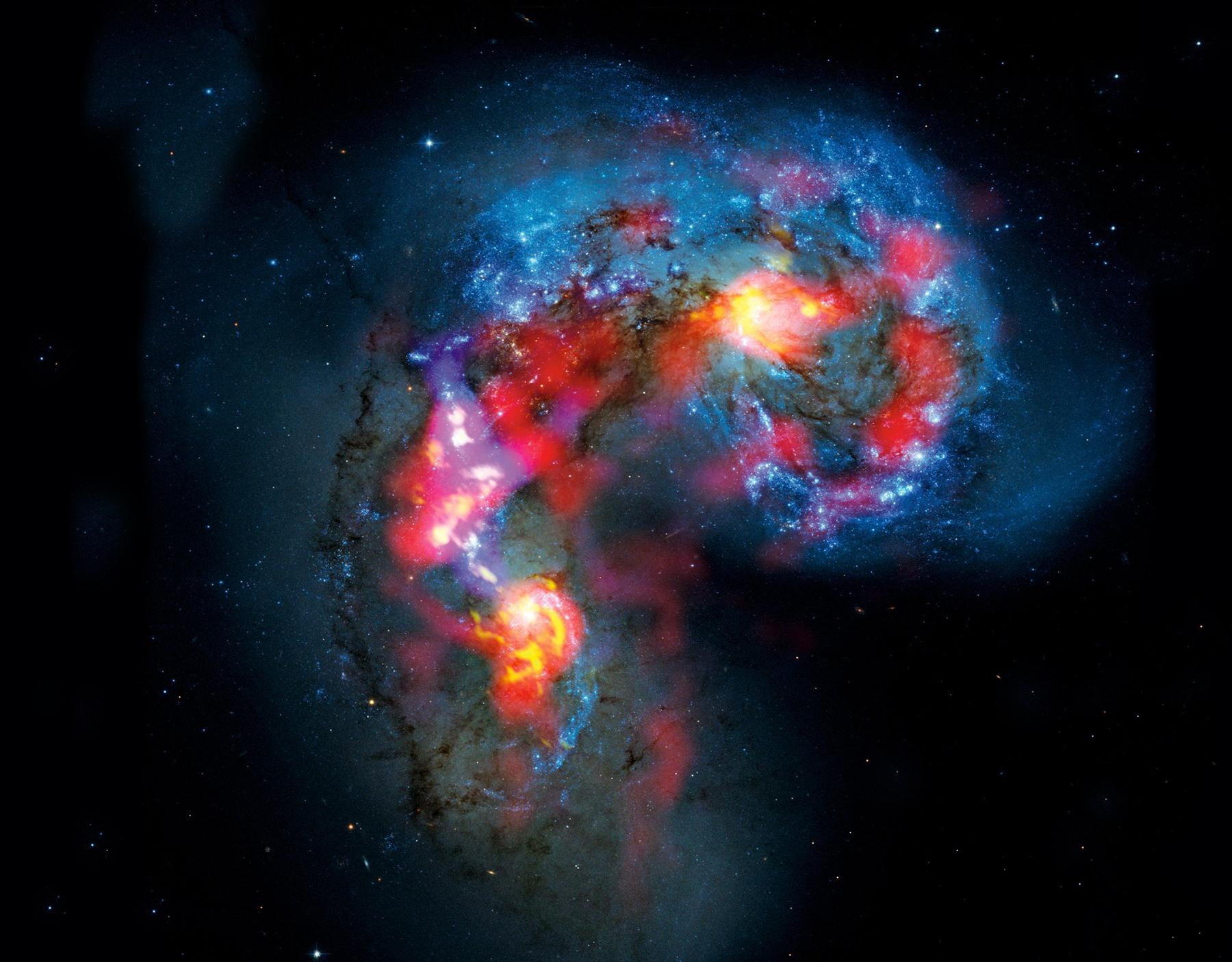 Всматриваясь в старейшее излучение: ученые уточнили возраст Вселенной