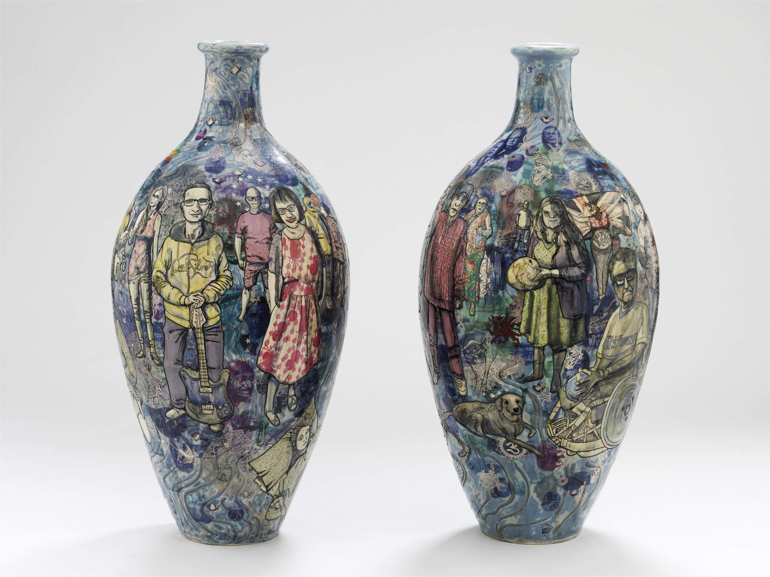 Британский художник Грейсон Перри: между традиционным искусством и «контемпорари артом»