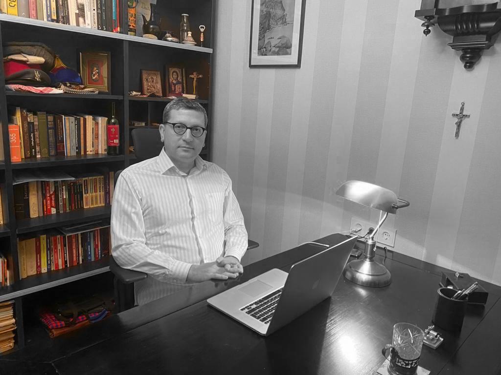 Взгляд из Грузии: Ираклий Лаитадзе, доктор гуманитарных наук, о современном православном христианском учении