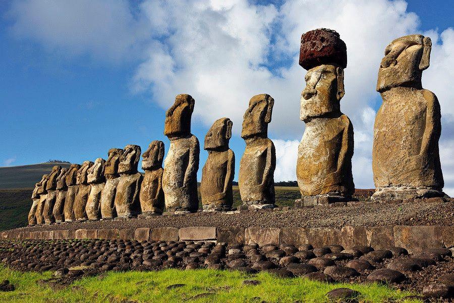 НЕТРИВИАЛЬНОЕ РЕШЕНИЕ: как поднять исполинскую каменную статую