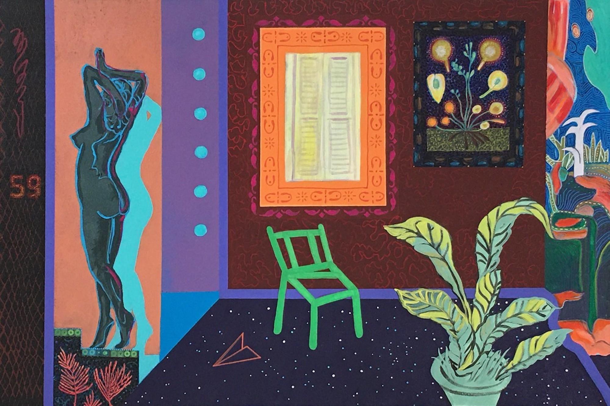 ТВОРЧЕСКОЕ ДОСЬЕ: украинская художница из Нидерландов - Татьяна Ан