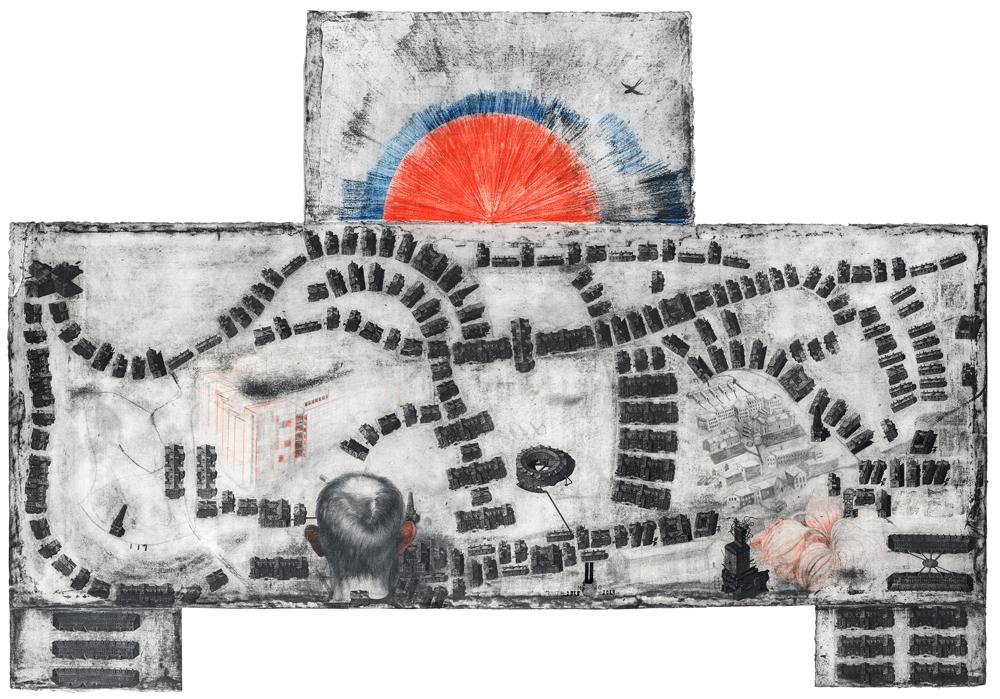 ВИРТУАЛЬНЫЙ МУЗЕЙ СОВРЕМЕННОГО УКРАИНСКОГО ИСКУССТВА: ПАВЕЛ МАКОВ. Сад украинского искусства
