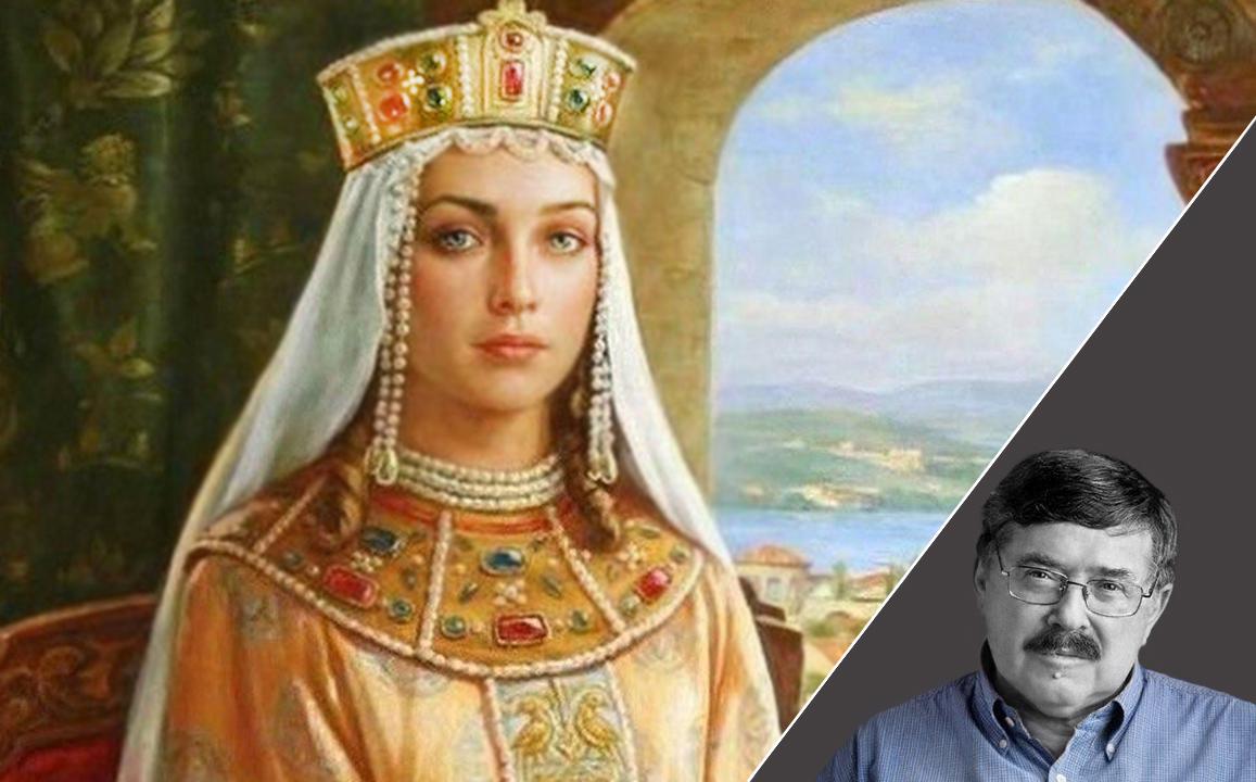 Корни и Крылья с Борисом Бурдой: княгиня Киевской Руси Ольга, причисленная к лику святых, - первая, кто принял христианство