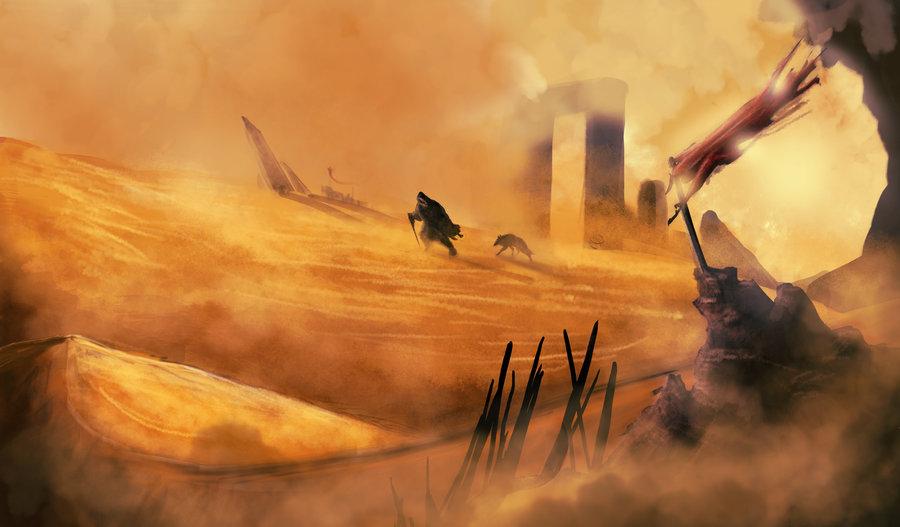 ЦИТАТА НЕДЕЛИ: «Судьба иногда похожа на песчаную бурю, которая все время меняет ... », — Харуки Мураками
