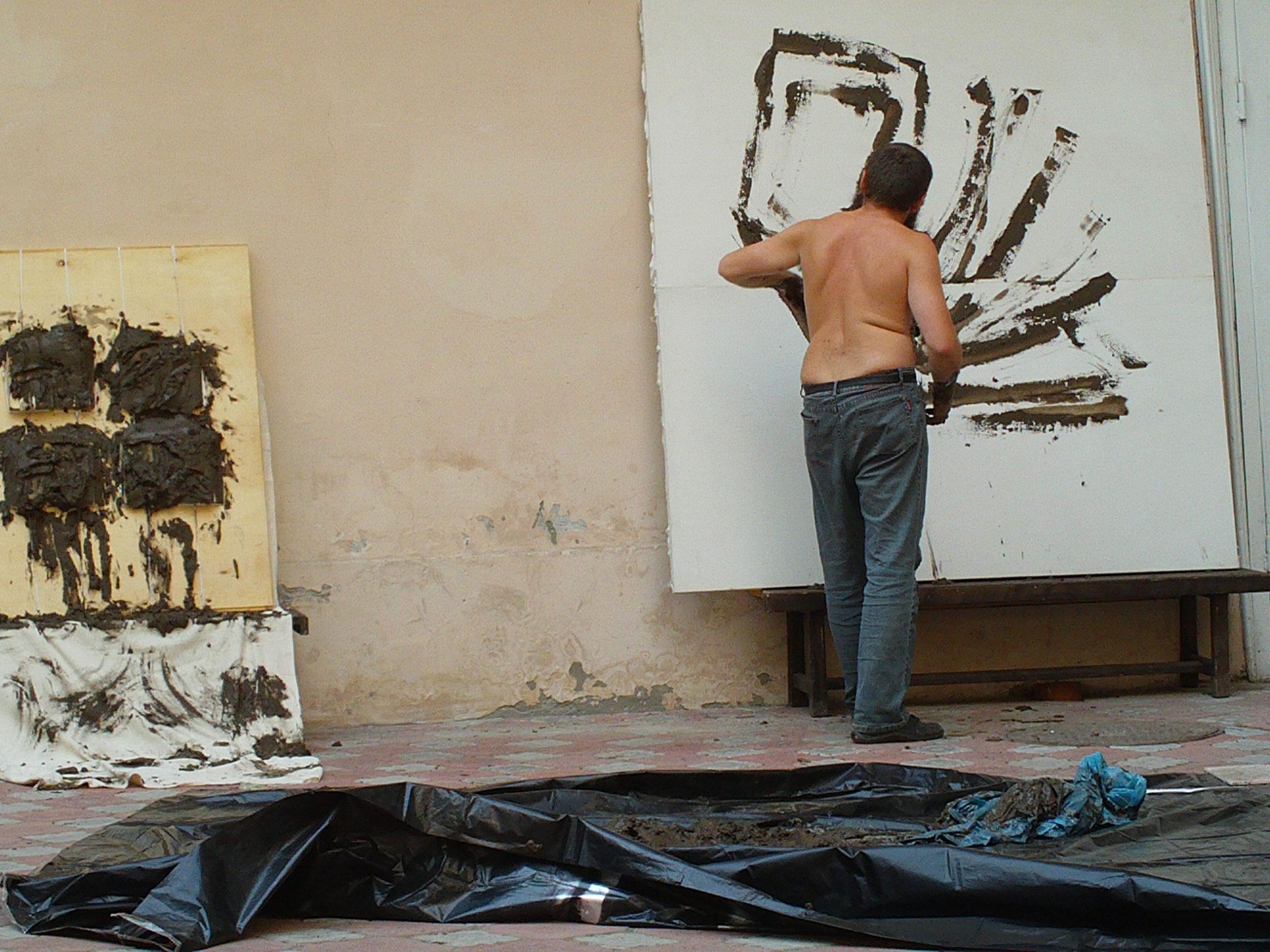УКРАИНА-ЗАРИСОВКИ: Владимир Топий — львовский художник об уровне образования, туристах и о том, что молодое поколение «самоуверенно изобретает велосипед»