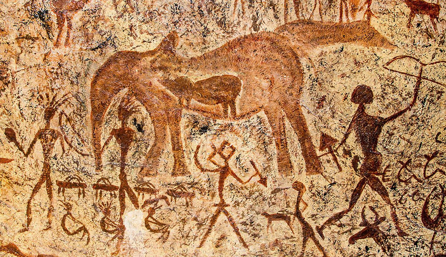 Как климатические изменения спровоцировали техническую революцию 400 тысяч лет назад