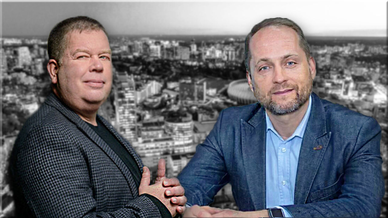 30 ЛЕТ СПУСТЯ: Виктор Мазур и Александр Кардаков