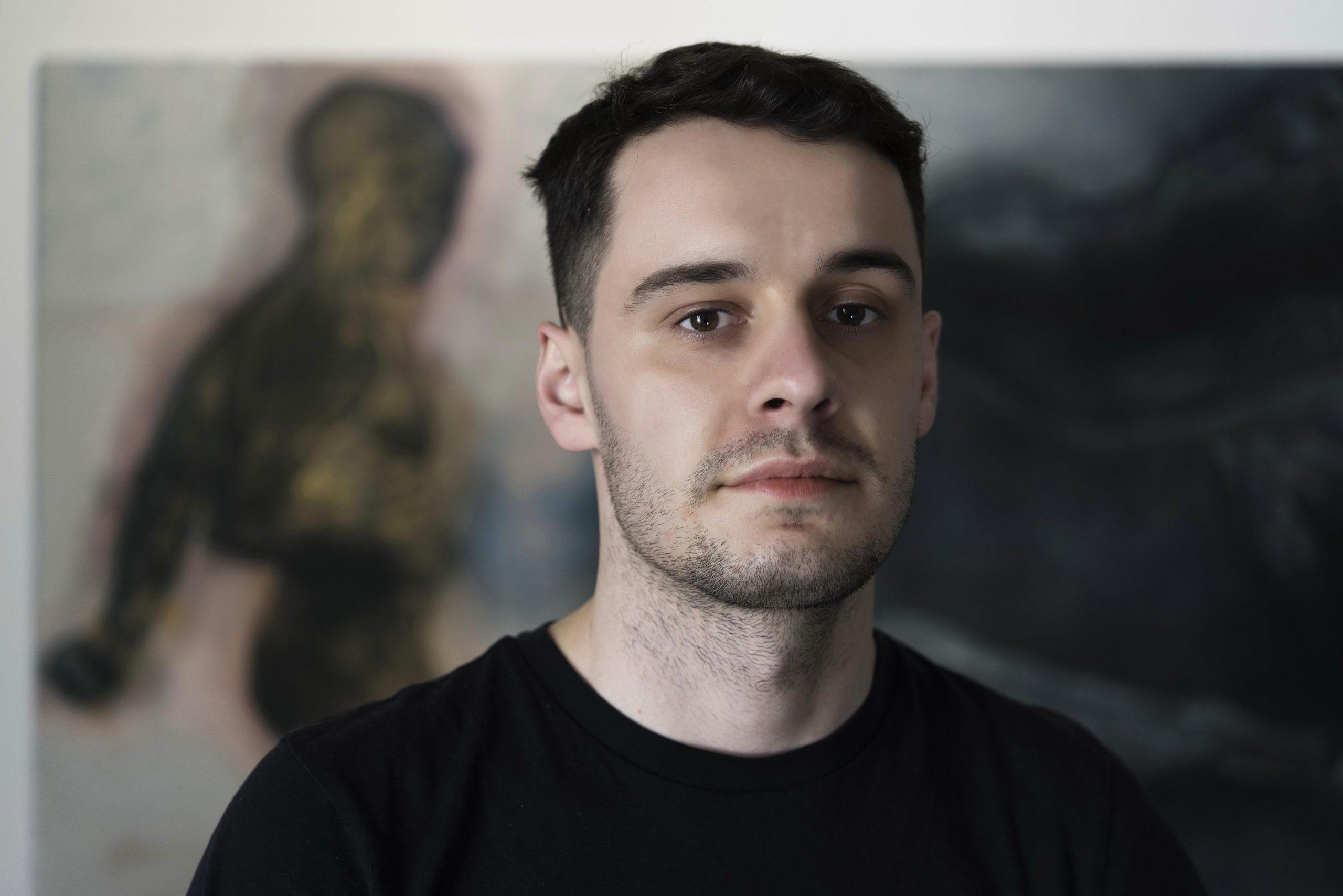 УКРАИНА-ЗАРИСОВКИ: Андрей Роик — украинский художник о Львове, кофейнях и историческом наследии