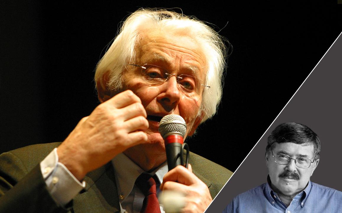 КОРНИ И КРЫЛЬЯ с Борисом Бурдой : Жорж Шарпак, величайший физик и нобелевский лауреат из Ровенской области