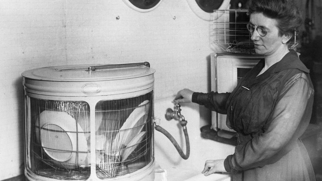 НЕТРИВИАЛЬНОЕ РЕШЕНИЕ: Как уговорить купить посудомоечную машину?