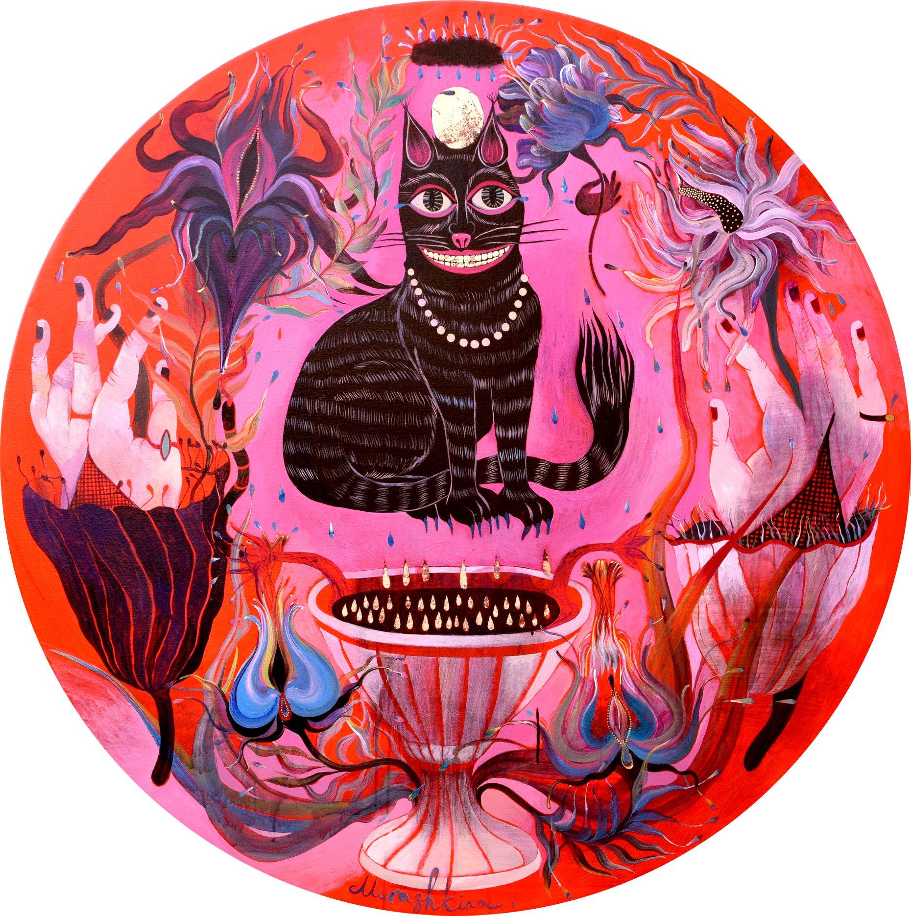 «В моих работах царит Женщина, женщина-богиня. Именно так я вижу своё творчество, его сверхзначение и миссию», — Нина Мурашкина, украинская художница из Каталонии