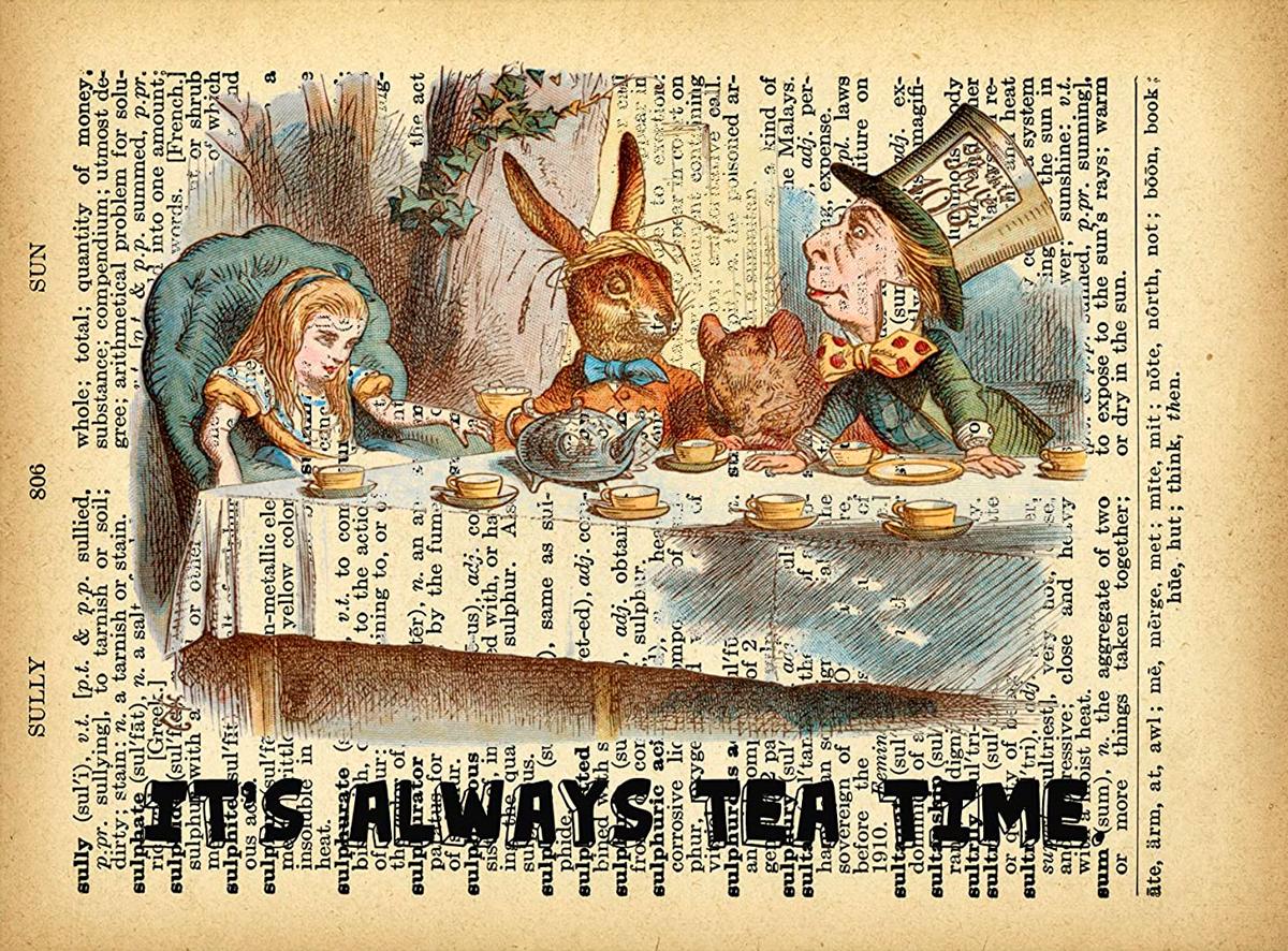 Коллекционер человеческих эмоций – Льюис Кэрролл. К 155-летию сказки «Алиса в стране чудес»