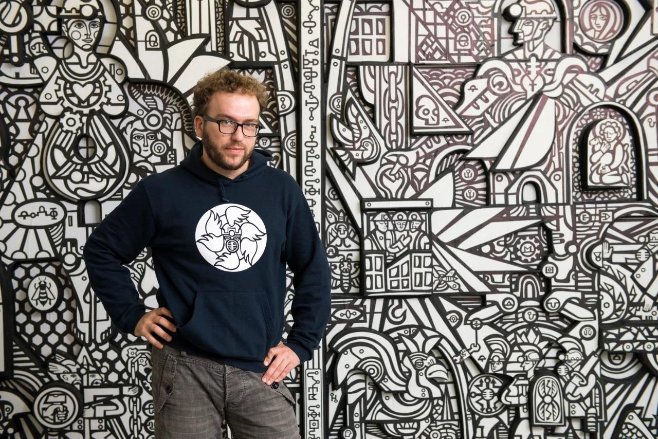 УКРАИНА-ЗАРИСОВКИ: художник Роман Минин о Чернобыле и быстротечности жизни