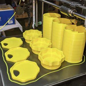 Как соцсети и 3D-принтер помогли сделать флакон для таблеток