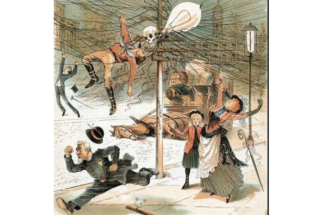 НЕТРИВИАЛЬНОЕ РЕШЕНИЕ: Как меньше бояться электрического света?