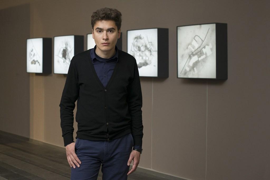ВИРТУАЛЬНЫЙ МУЗЕЙ СОВРЕМЕННОГО УКРАИНСКОГО ИСКУССТВА: Никита Кадан — история искусства и искусство истории