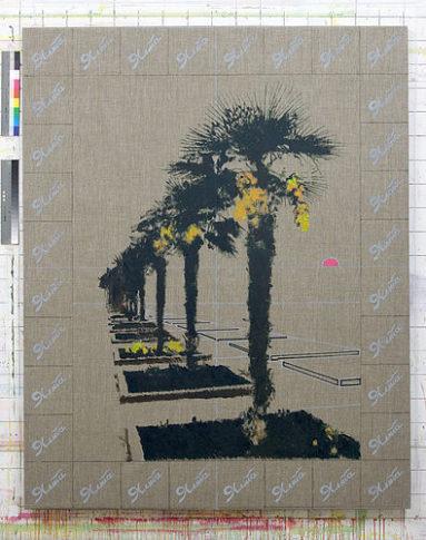 ВИРТУАЛЬНЫЙ МУЗЕЙ СОВРЕМЕННОГО УКРАИНСКОГО ИСКУССТВА: пальма независимости Олега Тистола